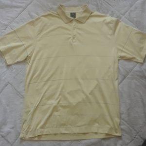 Nike golf polo dress shirt size Large